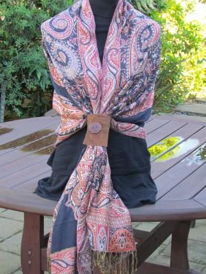thick shawl cuff