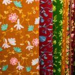 Wool pashminas from Kashmir